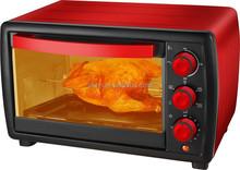 Mini elettrica Pizza/torta forno 20l per uso domestico
