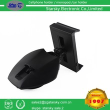 1000pcs wholesale Mobile Mount Holder Stand For tablet ipad mini For Samsung Tablet PC GPS