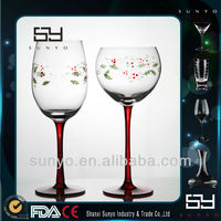 High-end Different Types of Glass/Wholesale Glassware