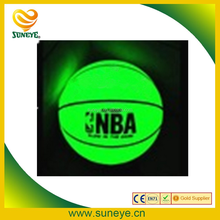 Eco-friendly Glow In The Darking Basketball