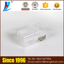 Transparent Small Plastic Storage Box For Favorite Gifts