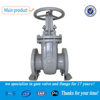 Stainless steel butt weld gate valve cad drawings china supplier