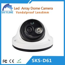 SKYLINE LED Array IR Dome AHD CCTV Camera