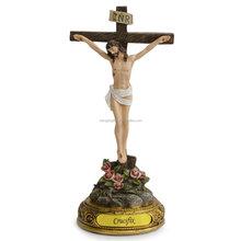 Resin jesus christ figure