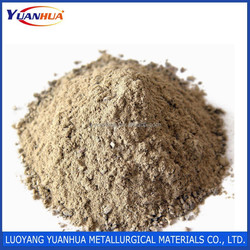 High refractoriness Castable Refractory Cement for Steel Making