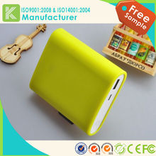 8000mah power bank for travel/outdoor activities/emergency best quality mobile charger for phones