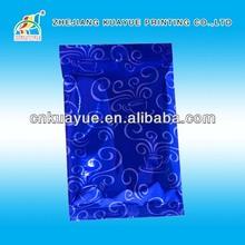 2015 High Quality Aluminium Foil Sachet, Coffee Sachet Packaging, Aluminum Foil Sachet