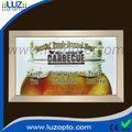 A3 box, acryl rahmen eine 3, bier display bilder