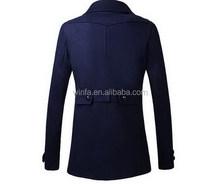 High quality latest overcoat for men