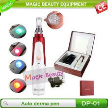 Best Seller 2015 Newest Electrical Derma Stamp Pen/Roller Manufacturere