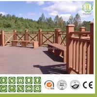 outdoor plastic deck floor covering/outdoor rubber flooring/outdoor swimming pool