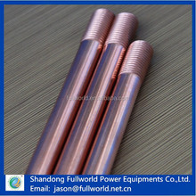 Dia 14.2mm earthing electrode earthing materials