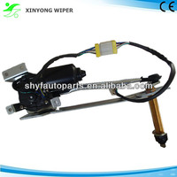 Excavator PC200-7 Windscreen Wiper Motor with Linkage Assembly