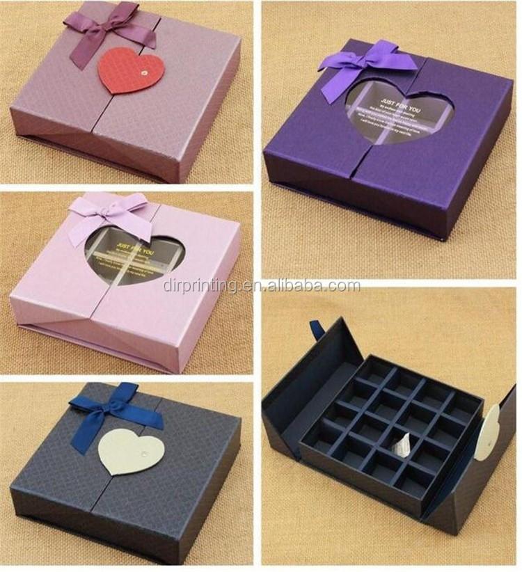 Коробочки  конфеты 122