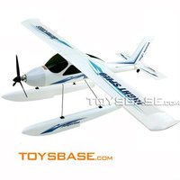 Red Crowned CRANE 4CH RTF Electric RC Airplane