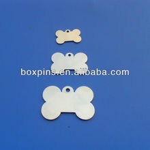 Pick Your Design Personalized Pet ID Tag - Bone