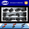 high performance black car vmq hose for automobile/ large range of sizes