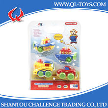 Pull wire Traffic toys*transport toys*Pull line ship/car*Cartoon toys