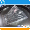 hot sell triangle disposable plastic sandwich container