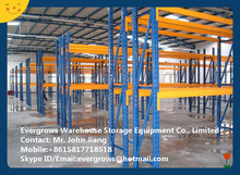 ISO9001 certified for industrial warehouse storage top selling commercial racks