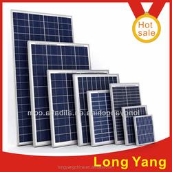 zhongshan longyang 100w,150w,200w,250w,300w,sunrise poly solar pv panel 18v