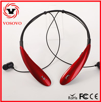 Long battery time high quality low price sports stereo bluetooth headphones/foldable bluetooth headset