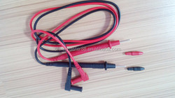Professional Multimeter Test Lead Probe antiinterference Wire Cable