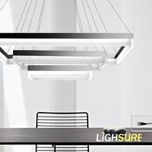 Iluminacion profesional caliente para vivir casa