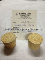 Tapered Cork Stopper Size No. 24