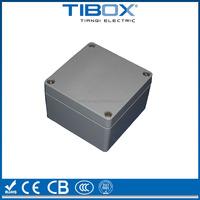 aluminum extrusion enclosure/extruded aluminum electronic enclosures