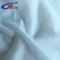 100% polyester loop velvet cheap price knitted waterproof fabric bed linen, covers, blankets, table cloths, curtains, mats