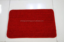 Excellent quality hot sell best quality bedroom floor chenille rug