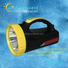 2015 new production made in China GWS-8806 searchlight protable outdoor LED searchlight
