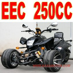 EEC 3 Wheel Motorcycle 250cc