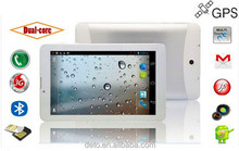 dual care android 4.4 tablets and 3G dual sim calling tablet pc and bluetooth tablet pc