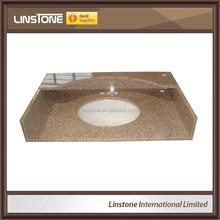 Cheap Selling Bathroom Granite Vanity Top With Sink