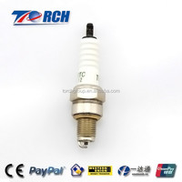 torch top motorcycle spark plugs A7TC C7HSA for yamaha