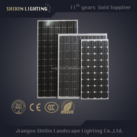 Factory price 250w 400w mono solar panel and full certified