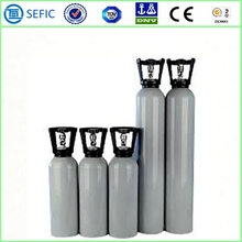 Hot Selling High Pressure Drink Grade CO2 Beverage Cylinder Aluminum Beer Bottles