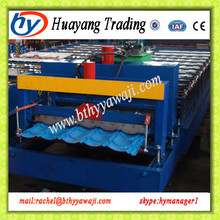 Well Price Glazed Tile Roll Forming Machine/roof Tile Machine