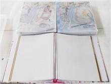 Plastic Sheets 4x6 5x7 8x10 Photo Album Holds 200 Photos self adhesive wedding album