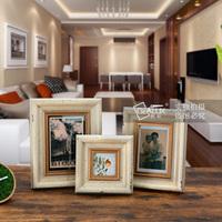 handmade antique wooden photo frame vintage picture frame