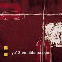 Promotion peinture l 39 huile abstraite achats en ligne de for Nettoyer une peinture a l huile