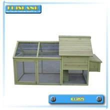 Garden chicken house with run wooden chicken coops for sale