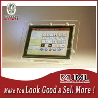 JML Acrylic earphone display rack tablet pc stand for ipad 2/3/4/mini