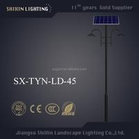 Shixin hot sale solar led streetlighting