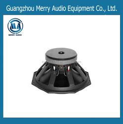 12'' mid range pro audio speaker bass professional woofer MR1217075L