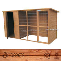 DFPets DFD012 China Manufacture Balcony Pet Dog Kennel for Dog