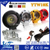 Mini Motor Headlight Motorcycle Bike HID Lights Kit/Low Beam Bulbs Headlamp 1080lm 12V 10W 6000K/7000K