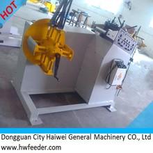 Prezzo di fabbrica 0,3- 4.5mm*200mm svolgitore bobina di acciaio e il raddrizzatore 2 in 1 macchina( ula- 200)